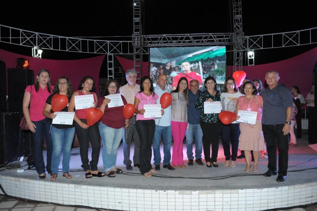 III Noite Rosa mais uma vez homenageia mulheres monteirenses