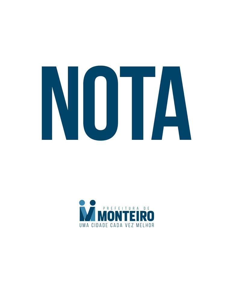 Prefeita Anna Lorena emite nota de pesar em solidariedade ao vereador Bião Nunes e familiares